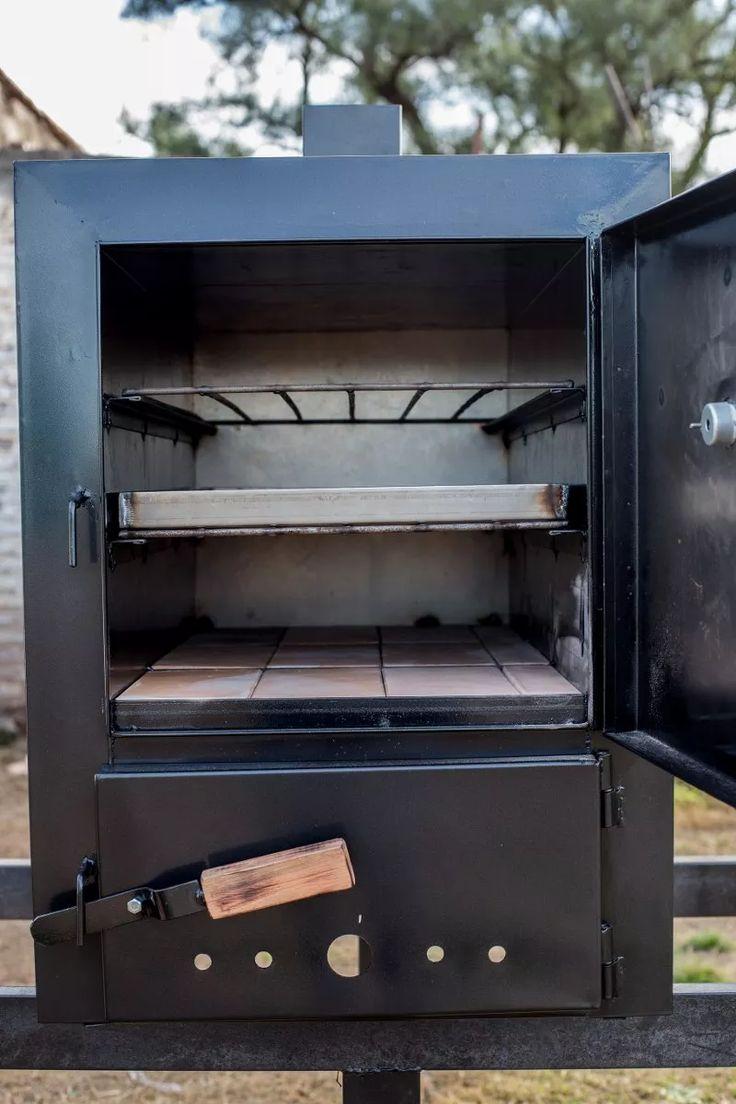 Horno Chileno A Leña O Gas - Empotrable - $ 7.900,00 en Mercado Libre