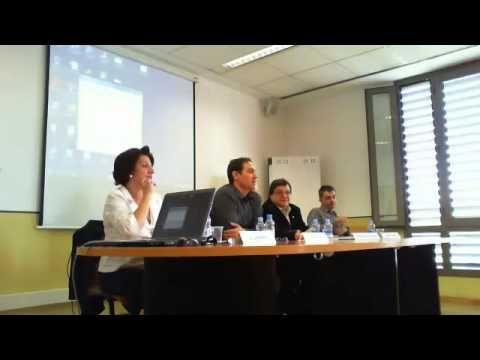 """comunicações do Colóquio """"Fernando Pessoa en Barcelona"""", 8 e 9 de Outubro de 2012 - Canal Youtube (Jordi Cerdà, Jerónimo Pizarro y Perfecto Cuadrado)"""