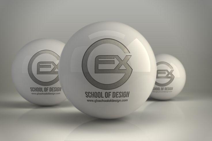 "GFX SCHOOL & STUDIO OF DESIGN ONLINE. Graphic design project ""GFX SCHOOL & STUDIO OF DESIGN ONLINE POSTER CONCEPT"" for 2014 student work compilation."