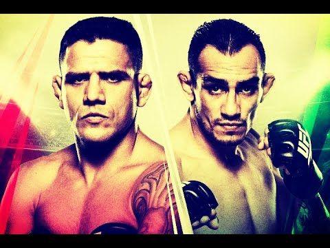 MMA UFC Fight Night Mexico Results (RDA vs Tony Ferguson card)