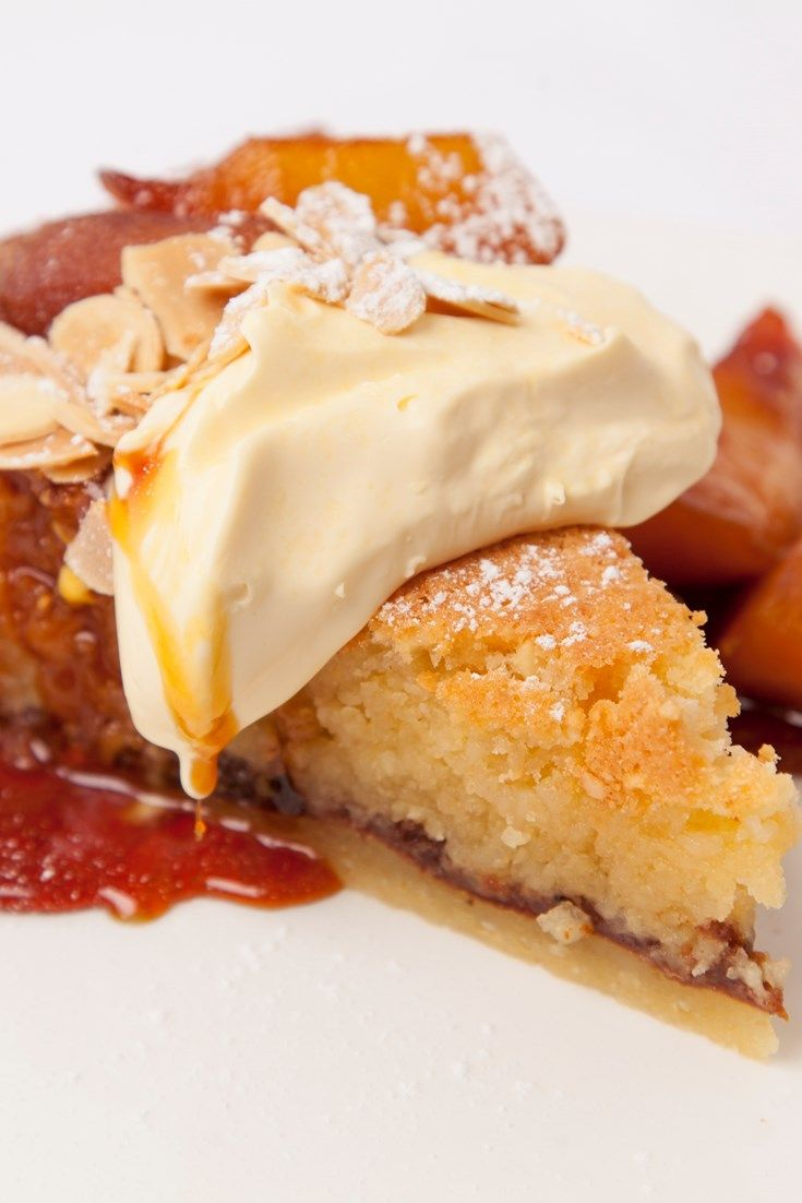 Finish a Sunday roast in style with Jeremy Lee's fantastic autumnal spin on a classic Bakewell tart recipe, with a boozy prune jam, almond frangipane and crisp pastry base.