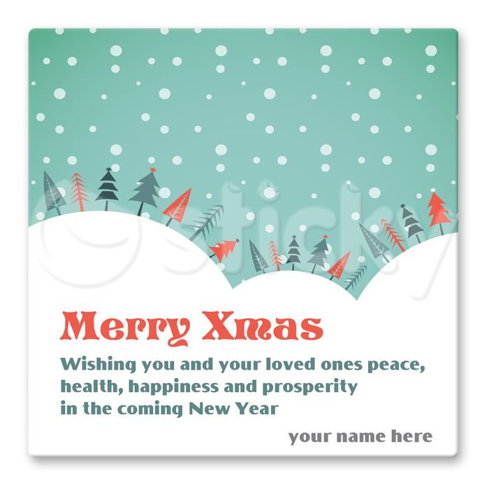 Canvas XMAS PERSONAL WISH 9 by Sticky!!!