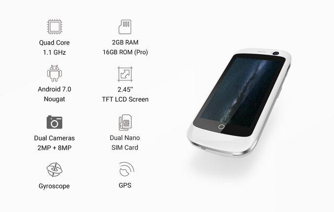 Jelly este cel mai mic smartphone 4G