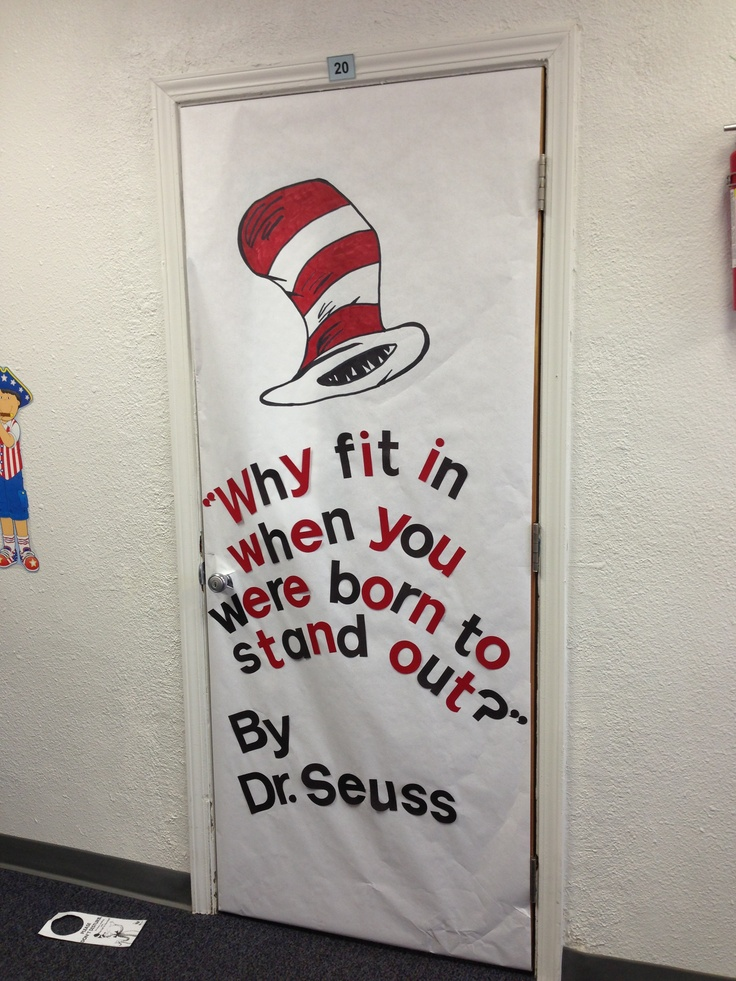 22 best Green Eggs and Ham Classroom Decorations images on ...