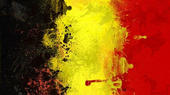 Wallpapers HD Drapeau Belgique
