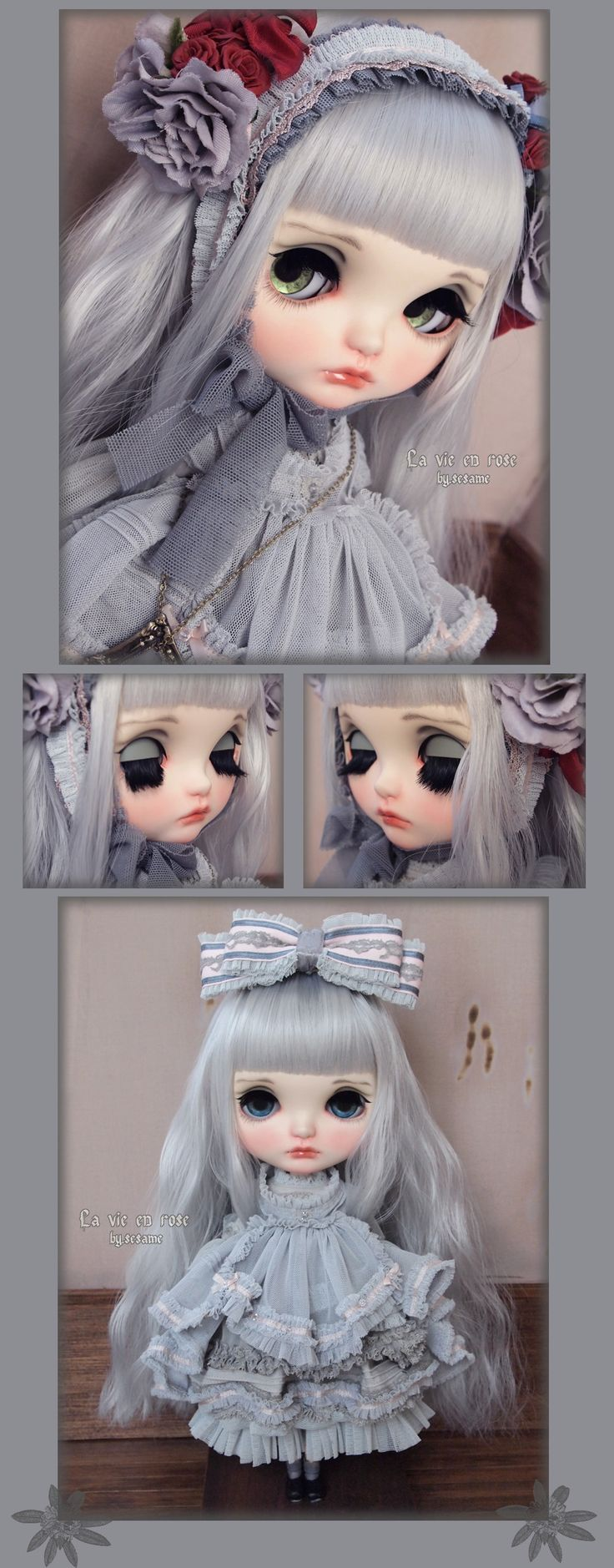 "☆ custom Bryce 'la vie en rose' ☆ ""By.Sesame"" Admin - Auction - Rinkya! Japan Auction & Shopping"
