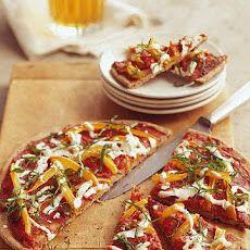 1000+ images about Pita Bread Recipes on Pinterest | Pita pizzas, Pita ...