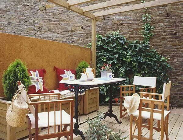 J rdin j rdin muebles terraza patios y decoraciones for Casa paulina muebles y decoracion