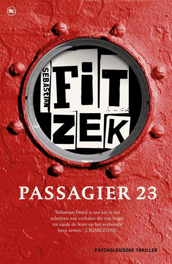 Sebastian Fitzek - Passagier 23 23 april 2017