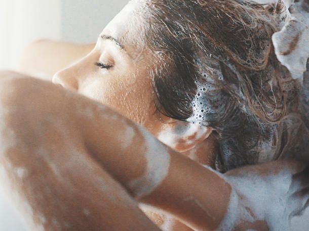 Jako o haare waschen