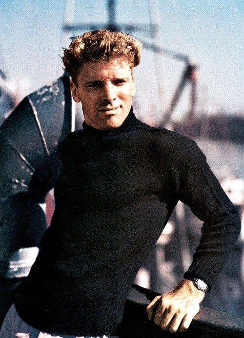 Burt Lancaster (November 2, 1913 – October 20, 1994)