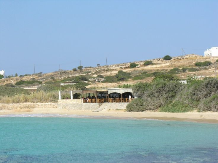 What to Do in Koufonissi Island in Greece. Go to Fanos Beach