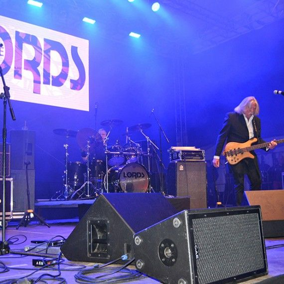 The Lords bei dem Sommerkult am Strelasund 2015 | haus neuer medien