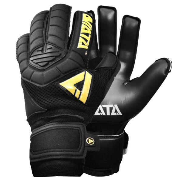Aviata O2 Black Mamba Finger Saver Goalkeeper Gloves ...