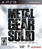 http://ift.tt/1iMWs20 Metal Gear Solid: The Legacy Collection  Product Image: Metal Gear Solid: The Legacy Collection  Features Product: Metal Gear Solid: The Legacy Collection  The Legacy Collection includes Metal Gear Metal Gear 2 Metal Gear Solid 2: HD Edition Metal Gear Solid 3: HD Edition Metal Gear Solid 4 Trophy Edition and Metal Gear Solid: Peace Walker HD Edition  Also includes Metal Gear Solid 1 and Metal Gear Solid: VR Missions via included voucher codes  92 Average Metacritic…