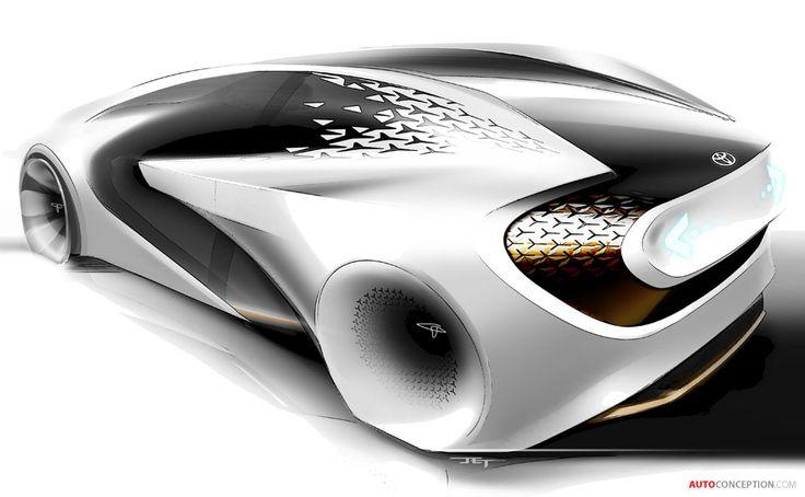 2017 Toyota Concept-i