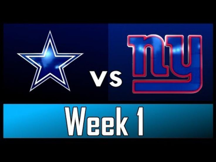 dallas cowboys vs giants   NFL - NFL   Giants - Preview ...