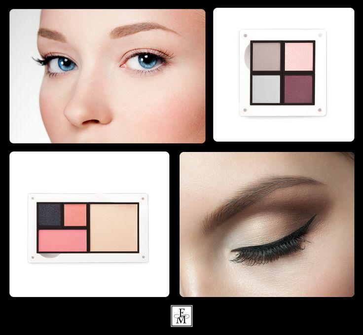 La primavera 2017 è molto romantica: per il tuo makeup scegli tinte leggere e impalpabili, con l'effetto nude. Noi ti proponiamo le nuove palette MIX & MATCH per giocare con le varie tonalità e le sue infinite sfumature
