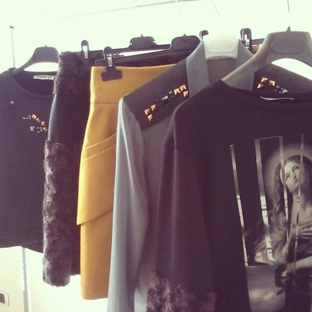 Aroma30 Preview on AW2014 Collection