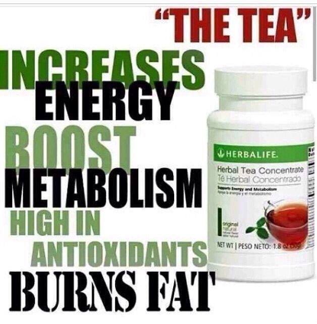 Herbalife Thermo tea gives energy for more info http://www.goherbalife.com/carla-dean