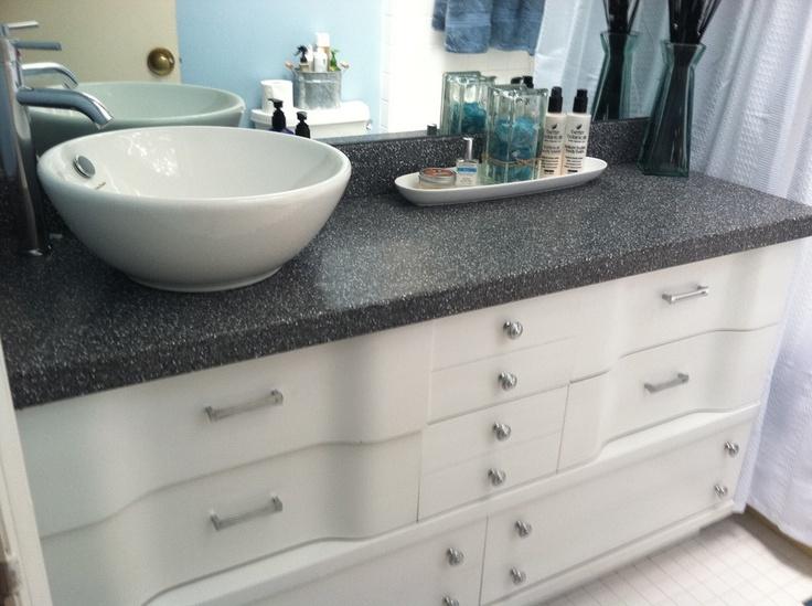 vanity fm old dresser or buffet shellys dressers home