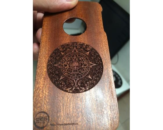 iphone 5S wooden case