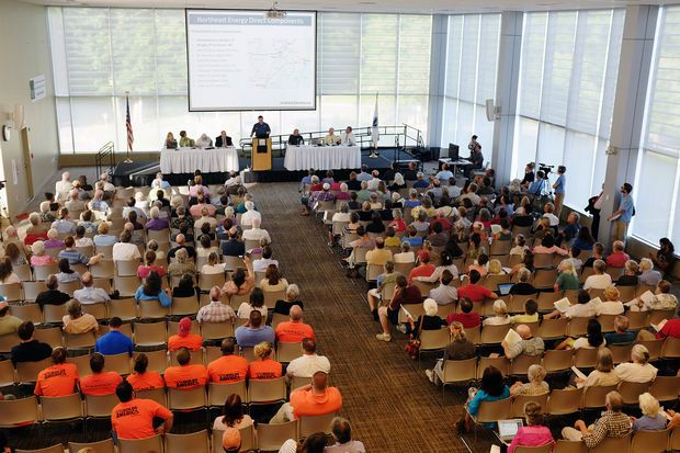 Many Tennessee Gas Pipeline questions still up in the air after Greenfield meeting with Kinder Morgan representatives | masslive.com