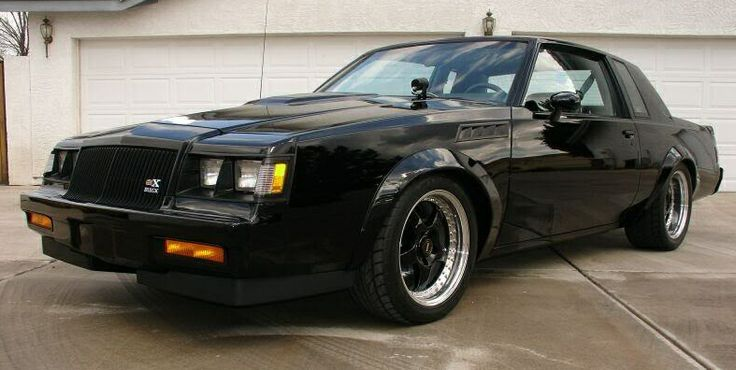 1987 Grand National Gnx >> Buick Grand National Using in fast and furious movie | R I P Paul Walker!! You are the Best ...