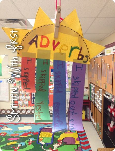 Smitten with First: Adverb FREEBIE and suffixes!