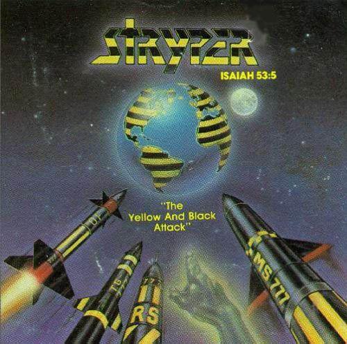Stryper:The Yellow And Black Attack (1984) Lyrics - Lyric Wikia - song lyrics, music lyrics