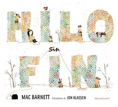 Anabel encuentra una caja mágica con un hilo de lana sin fin, y con sus colores transformará su pueblo gris y triste y se enfrentará al malvado archiduque… Un libro sobre la generosidad, el esfuerzo, la bondad, el optimismo...