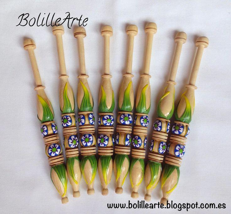 BolilleArte : modeloshide