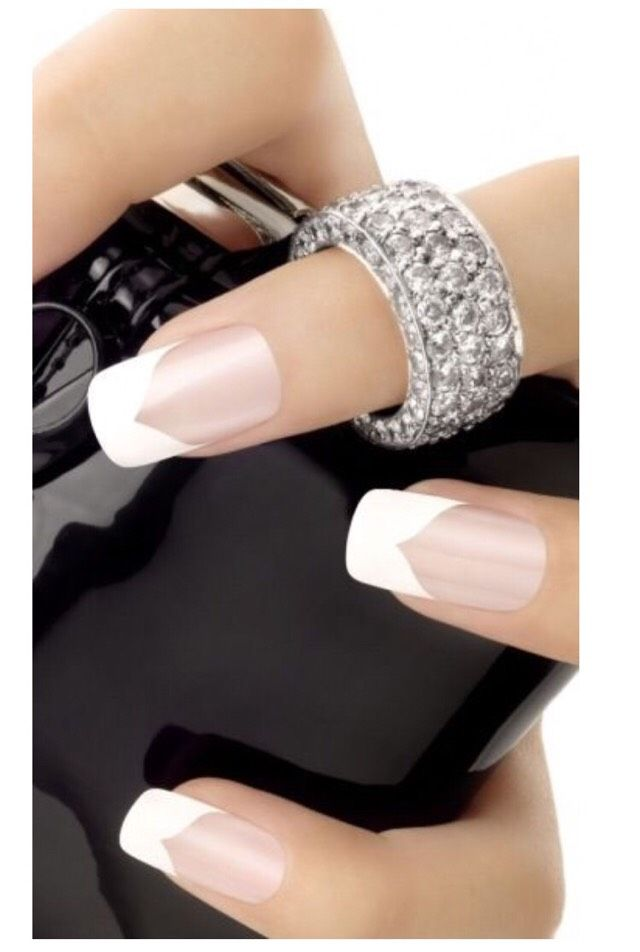 Love French Manicure?? Here Some Awesome Design Ideas!!! #Beauty #Trusper #Tip