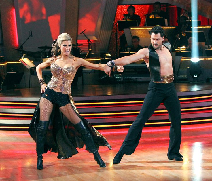 In 2010, andrews appeared on the tenth season of abc's dancing with the stars, partnered with maksim chmerkovskiy. Description from boothedogs.com. I searched for this on bing.com/images