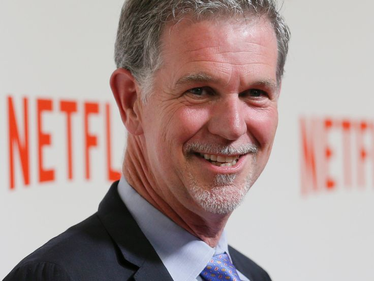 Netflix CEO Reed Hastings says Amazon is Walmart and Netflix is Starbucks  but that misses a big concern for investors