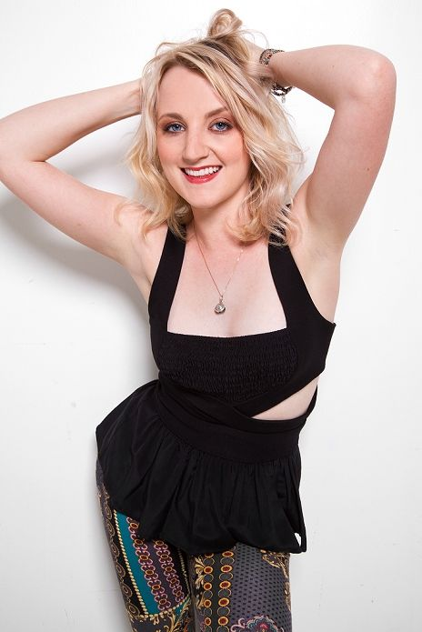 Evanna Lynch, so gorgeous.