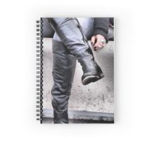 These boots are made for smoking. Spiral notebook, stickers, cards, and more.