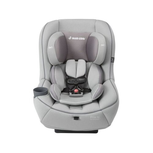 Maxi Cosi Pria 70 Convertible Car Seat...she loves it...very cozy.  I'm over the infant car seat.  She's just too heavy in it now.