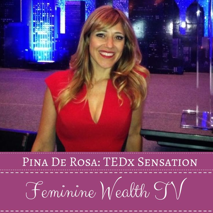 Would a TEDx talk explode your business? Feminine Wealth TV finds out from Pina De Rosa.  http://energisewealth.com/episode-12-feminine-wealth-tv-pina-de-rosa-speaking-purpose/