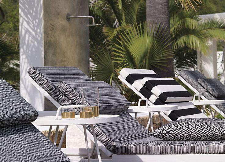 "JAB – OUTDOOR COMFORT  ""No matter whether garden restaurant, outdoor bar or lounge area at the pool – with our functional fabrics upholstered furniture cuts a fine figure whatever the weather.""  www.nezihbagci.com / +90 (224) 549 0 777  ADRES: Bademli Mah. 20.Sokak Sirkeci Evleri No: 4/40 Bademli/BURSA  #nezihbagci #perde #duvarkağıdı #wallpaper #floors #Furniture #sunshade #interiordesign #Home #decoration #decor #designers #design #style #accessories #hotel #fashion #blogger #Architect…"