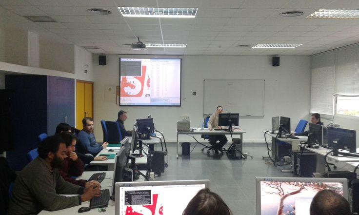 Curso de Programación de Sistemas Informáticos en Castellón