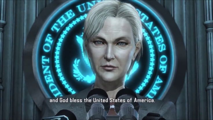 Vanquish Is Starship Troopers: The Video Game
