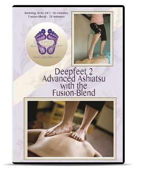 Ashiatsu DF2 Advanced DVD