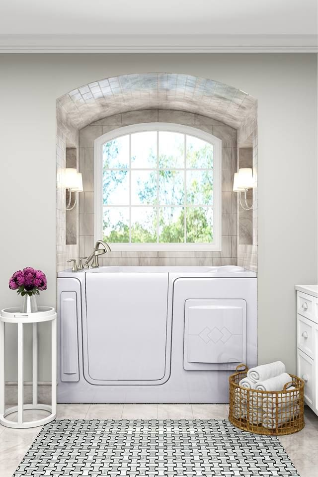 98 best images about bestbath showers tubs accessories for Big and tall walk in tubs