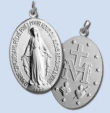 Orações Católicas: Novena á Virgem Imaculada da Medalha Milagrosa