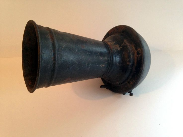 Vintage Ooga Horn Delco Remy Co 6 Volt Old Automotive ... Horns Ebay