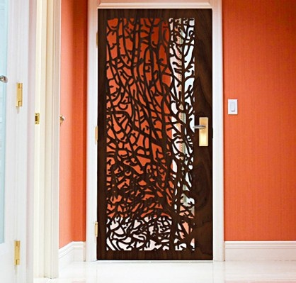 Beautiful carved wooden door archutech pinterest for Door design sunmica