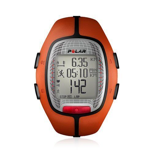 Polar RS300X Heart Rate Monitor Watch (Orange) by Polar. $112.74. Amazon.com Product Description      A smart, intuitive training computer for runners and cross-training athletes, the Polar RS300X wrist heart rate monitor helps you to train at the right intensity with personal training zones. It's compatible with Polar's S1 foot pod and G1 GPS sensor (both separately available), enabling you to combine heart rate with speed and distance and truly make sense of your tr...