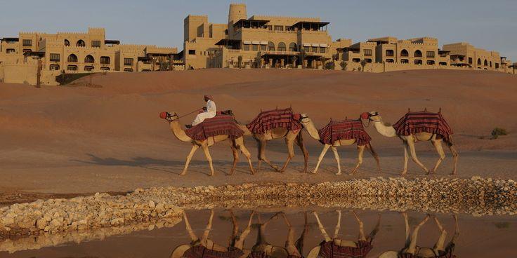 Qasr Al Sarab Desert Resort by Anantara * * * * * ABU DHABI, EMIRATS ARABES UNIS