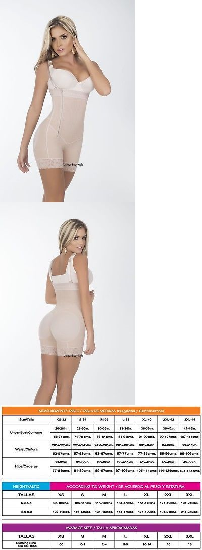 Shapewear 11530: Enfajate Con Fajas Colombianas Reductoras Post-Surgical Butt-Lifting Strapless -> BUY IT NOW ONLY: $59.84 on eBay!